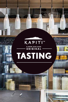 Cheese Month Event -Bourbon and Kapiti Cheese tasting -10 October -  6pm 2017