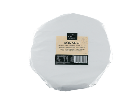 Kāpiti Aorangi Brie Cheese Wheel 1 kg