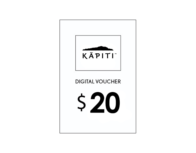 $20 Digital Gift Voucher