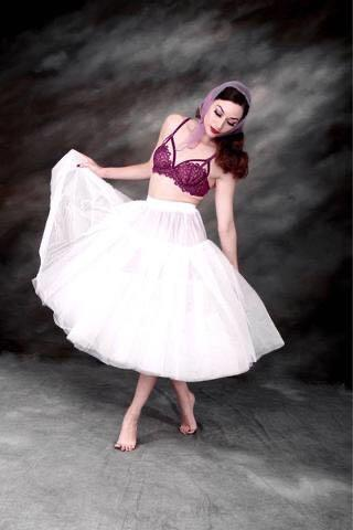 THE ULTIMATE PETTICOAT - CUSTOM HANDMADE BY LOVERGIRL COUTURE