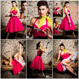 Pink-Pinup-Model-Dresses-Lovergirl-Couture