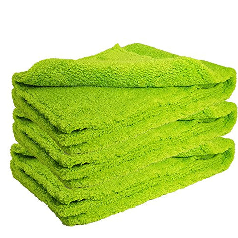 LIQUID ELEMENTS MOSS EDGELESS CLEANING CLOTH 60X40CM 750GSM