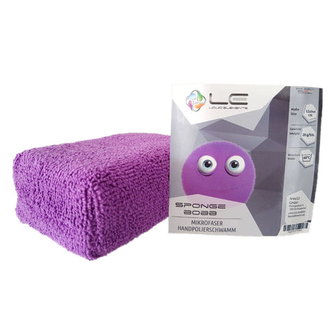 LIQUID ELEMENTS SPONGE BOBB MICROFIBER SPONGE