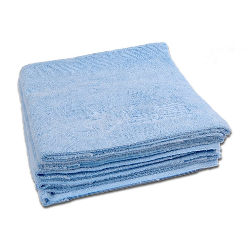 LIQUID ELEMENTS VALUE MICROFIBRE CLOTH 5-PACK 40X40CM 310 GSM