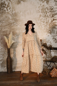 Palermo Beige Dress
