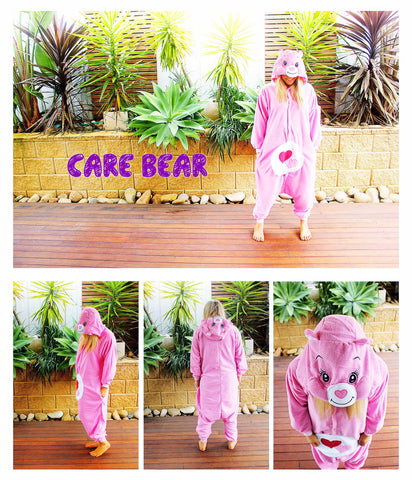Love-a-Lot Care Bear Onesie