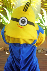 Minion Onesie (one eye)