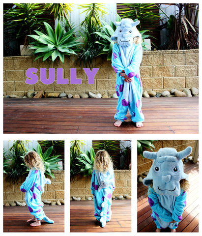 Kids Sully Onesie