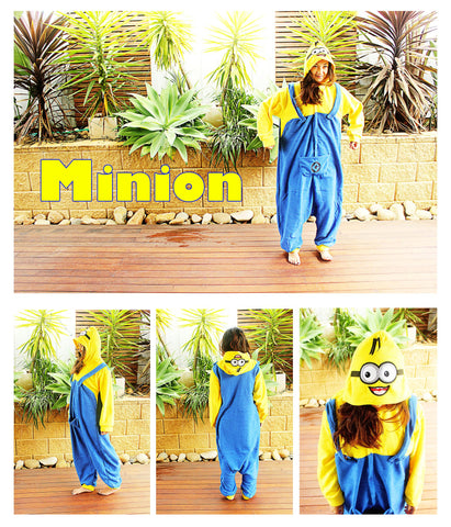 Minion Onesie (two eye)
