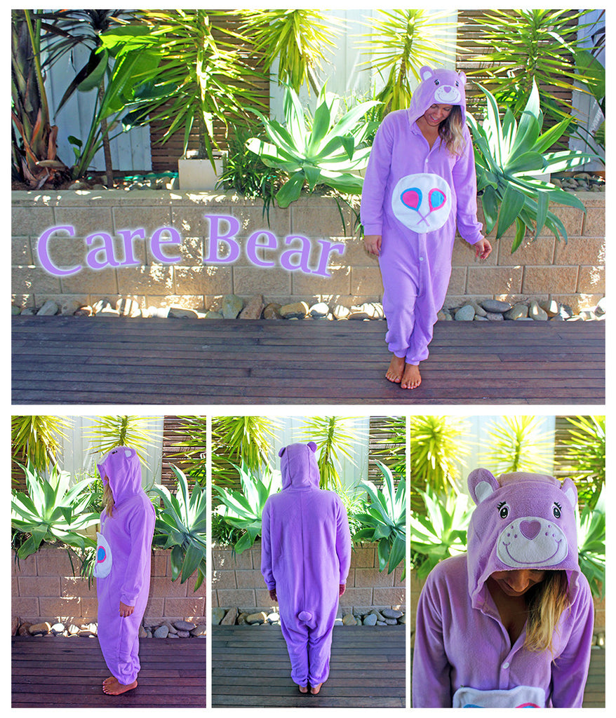 Share Bear Onesie - Care Bare Onesie