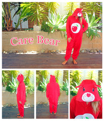Smart Heart Care Bear Onesie