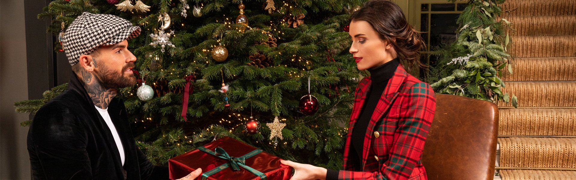 Holland Cooper Christmas Campaign 2018