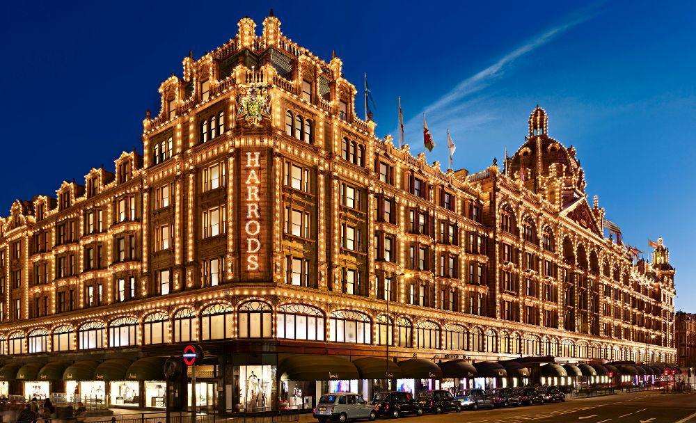 Our New Harrods Space Is Now OPEN!