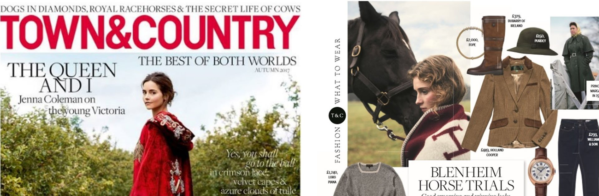 Holland Cooper in Town & Country