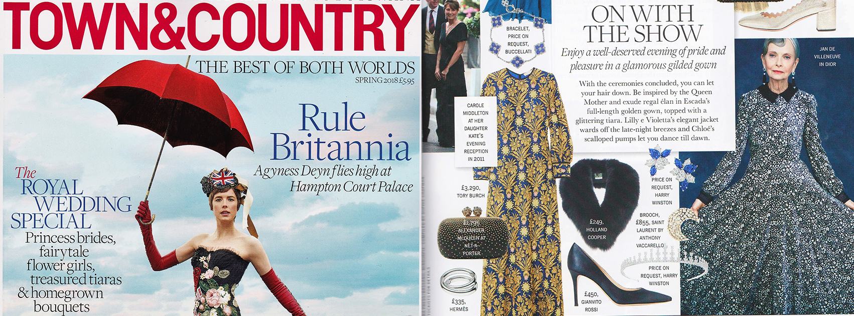 HC in Town & Country
