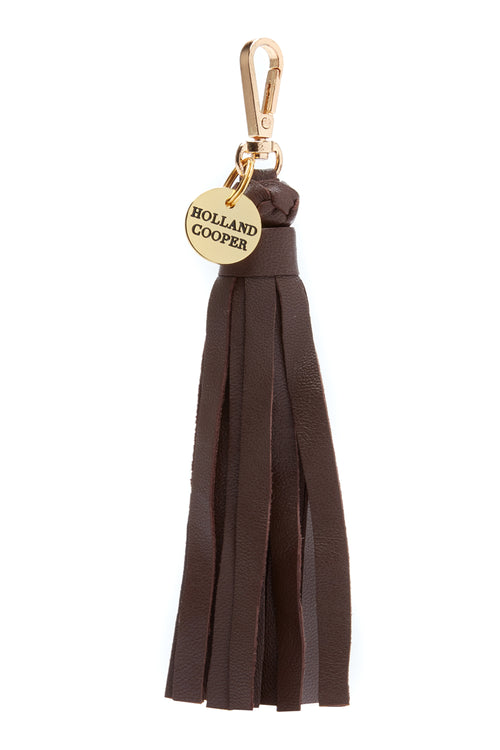 Mayfair Tassels (Brown)