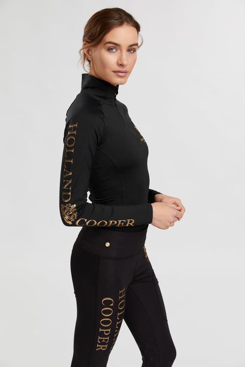 Equi Base Layer (Black)