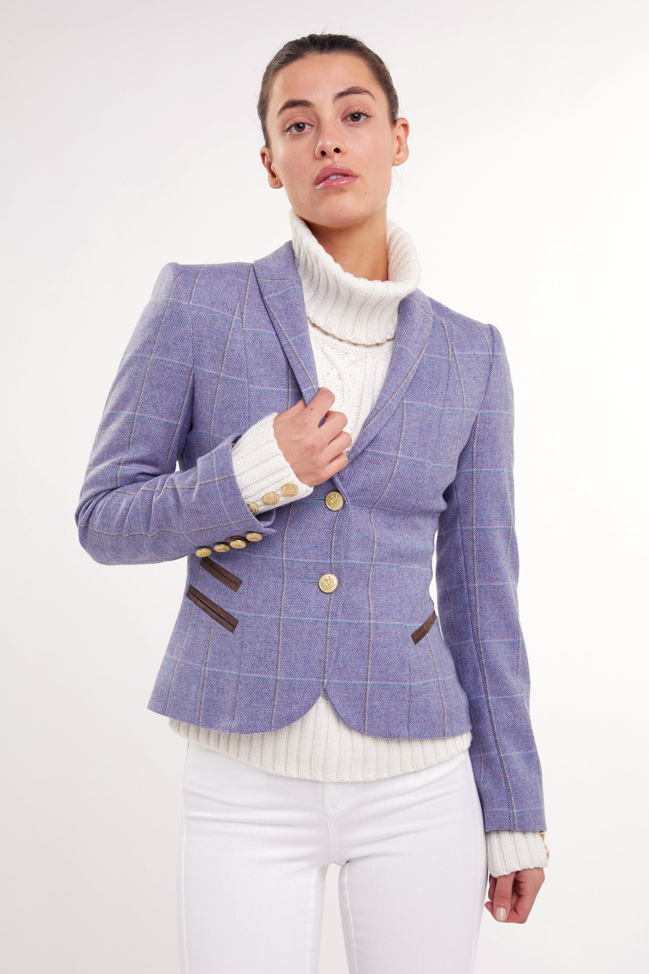 Sporting Jacket (Lavender)
