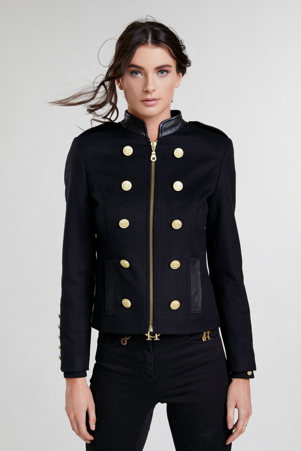 Windsor Jacket (Black)