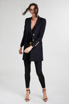 Kempton Coat (Black)