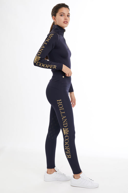 Equi Legging Luxe (Ink Navy)
