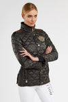 Equi Diamond Quilt Jacket (Khaki)