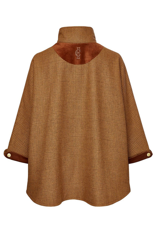 The Classic Cape (Tawny)