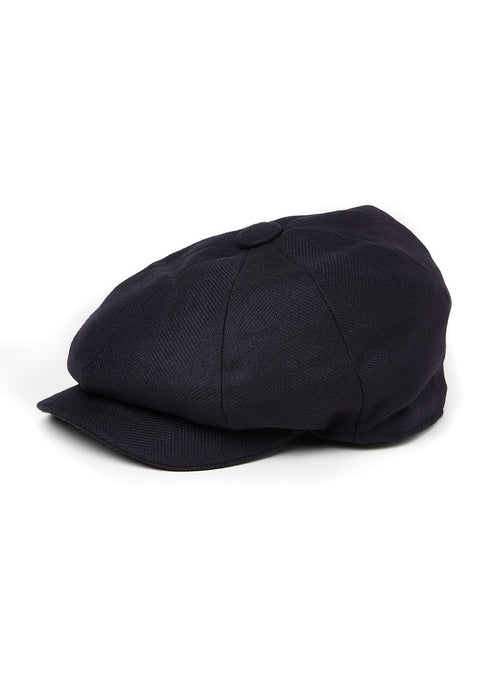Carrie Cap (Navy Loxley)