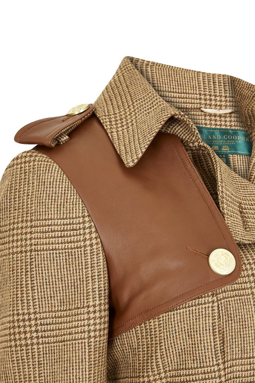 Marlborough Trench Coat (Tawny)