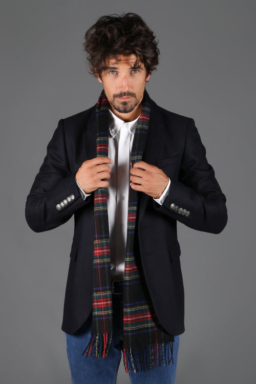 St James Jacket (Navy Loxley)
