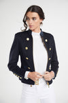Windsor Jacket (Soft Navy)