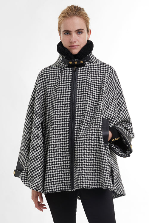 Chiltern Cape (Houndstooth)