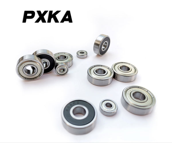 Free Shipping 2PCS Non-standard bearings for embroidery machines 63800ZZ 63800-2RS 6800W7 10 * 19 * 7