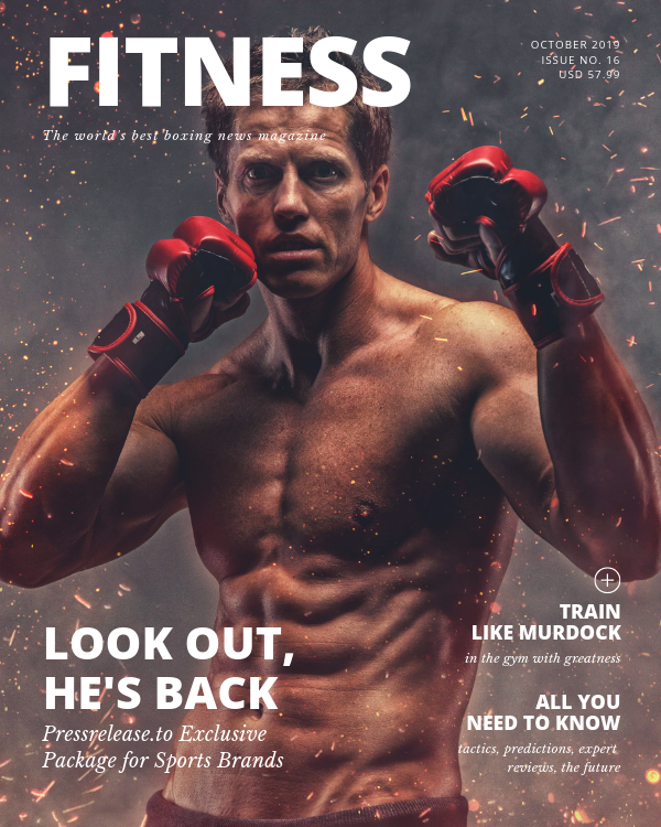 Fitness Brands Focused Press Release