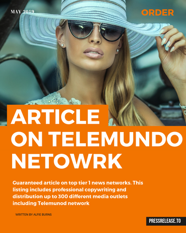 Article on Telemundo Network