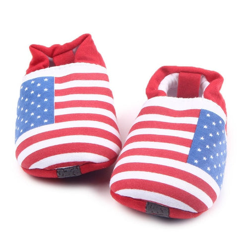 SH- Lovely Baby Newborn Shoes Anti Slip baby Shoes Prewalker Soft Bottom Infant Shoes First Walkers Fashion Slippers
