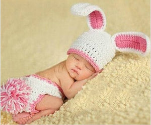 Babies, beautiful hand stitched creations to dress in little animal costumes.