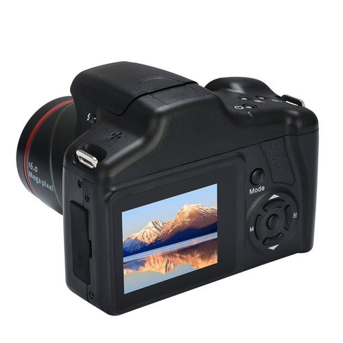 GI-2019 Video Camcorder HD 1080P Handheld Digital Camera 16X Digital Zoom