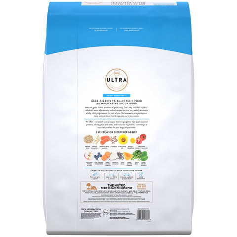 Nutro Ultra Weight Management Dry Dog Food
