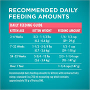 Purina ONE Kitten Growth & Development Dry Cat Food