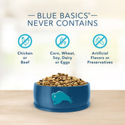 Blue Buffalo Basics Large Breed Adult Turkey & Potato Recipe Dry Dog Food