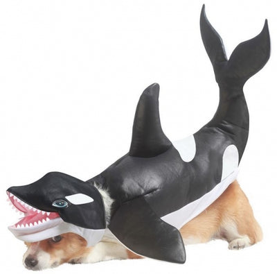 Animal Planet Orca Dog Costume