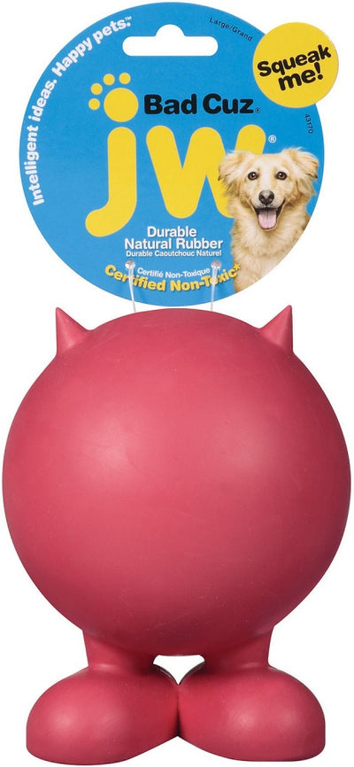 JW Pet Bad Cuz Dog Toy