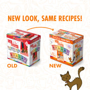 Weruva Grain Free Cats in the Kitchen Pouches Variety Pack