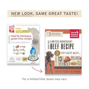 The Honest Kitchen Limited Ingredient Beef Recipe Dehydrated Dog Food