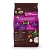 Castor and Pollux Organix Grain Free Organic Chicken and Sweet Potato Dry Dog Food