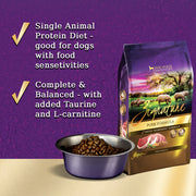 Zignature Limited Ingredient Formula Grain Free Pork Dry Dog Food