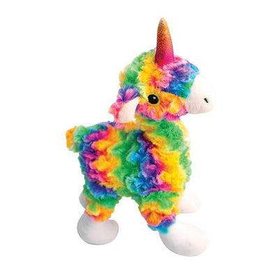 Snugarooz Llama Mia Plush Dog Toy