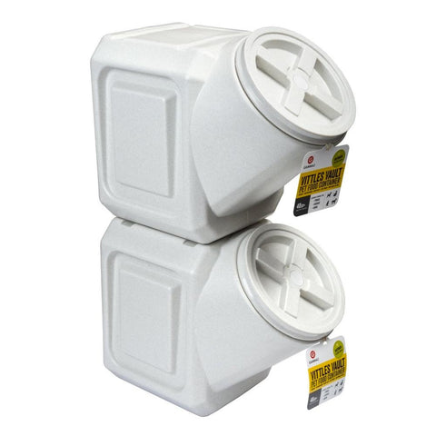 Gamma2 Outback Stackable Vittles Vault Pet Food Storage Container