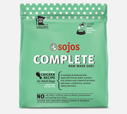 Sojos Complete Chicken Dog Food Mix